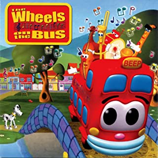the wheels on the bus sing song city