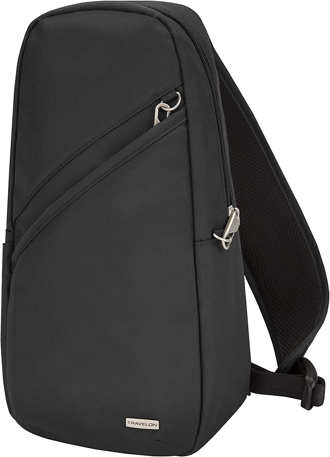 Travelon AT Classic Sling Bag, Black, One Size
