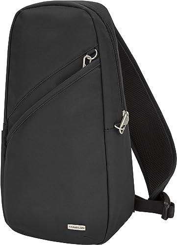 Travelon AT Classic Sling Bag, Black