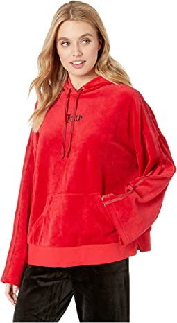 c1e1518f Juicy couture velour robertson jacket, Clothing, Women at 6pm.com