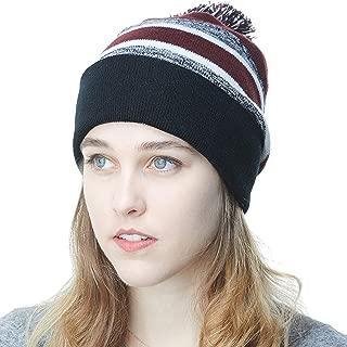 pom pom team hats