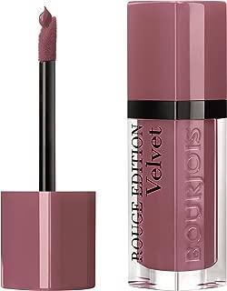 Bourjois Rouge Edition Velvet Liquid Lipstick 07 Nude-Ist