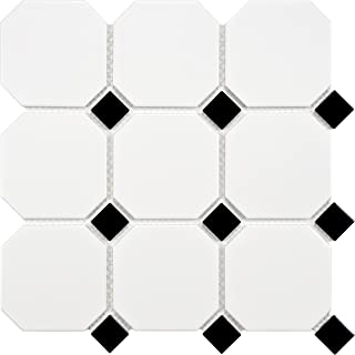 Best blue octagon tile Reviews