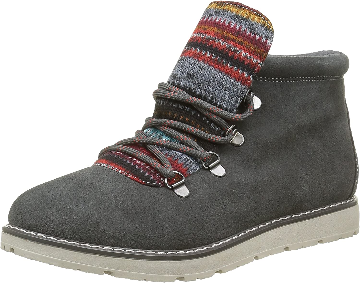 Skechers Womens BOBS Alpine - S'Mores Ankle Boot