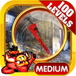 Fear Factory - Hidden Object Challenge # 50