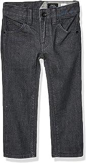 Volcom Baby Little Boys' (4-7) Vorta Jeans - Gray