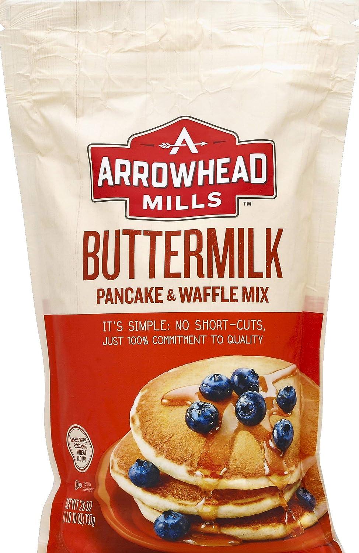 Arrowhead Mills Buttermilk Pancake Waffle oz. Mix 26 Ranking Outstanding TOP12