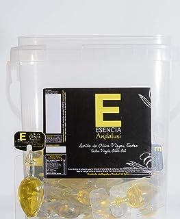 Cubo 80 uds Ánfora 14 ml de Aceite de Oliva Virgen Extra -