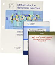 Bundle: Statistics for the Behavioral Sciences, Loose-leaf Version, 10th + IBM SPSS Statistics Student Version 21.0 for Windows + LMS Integrated for ... for Gravetter/Forzano's Research Methods for