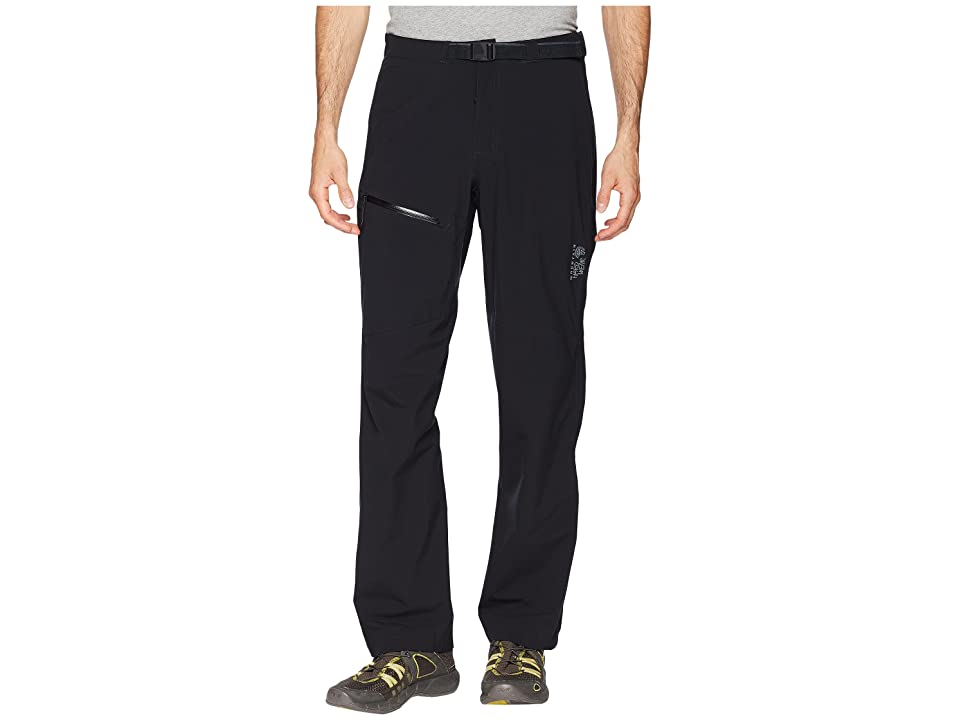 Mountain Hardwear Stretch Ozonictm Pant (Black) Men