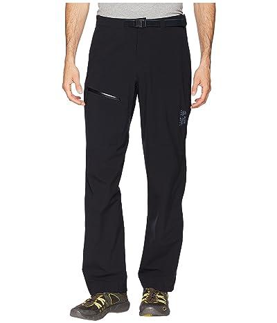 Mountain Hardwear Stretch Ozonic Pant (Black) Men