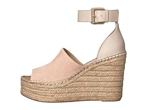 Marc Fisher LTD Adalyn Espadrille Wedge Ivory Multi Suede Comfortable Cheap Price ZJdZ62uSNU