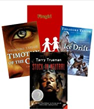 Classroom Library Standard Grade 7 & 8: Stuck in Neutral; the Cay; Ice Drift; Sailor Returns; a Wrinkle in Time; a Swiftly...
