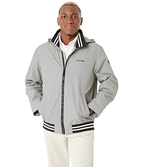 Regatta Jacket with Magnetic Zipper