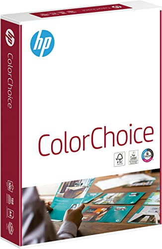 HP CHP350 Ramette de papier laser 500 feuilles Format A4 (210 x 297 mm) Blanc