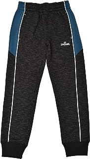 Spalding Boys Iconic CVC Fleece Slim Fit Jogger Tapered Pocket Sweatpants