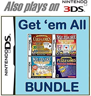 Get-'em-All Bundle for Nintendo DS