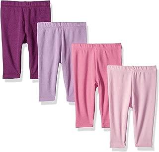baby girl purple leggings