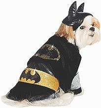 DC Comics Cuddly Batman Pet Costume, Extra Small