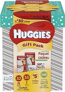 Huggies Little Snugglers Gift Pack (Packaging May Vary)