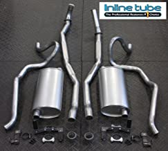 Best 454 ss exhaust system Reviews
