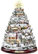 The Bradford Exchange Thomas Kinkade Christmas Tabletop Tree: Songs of The Season