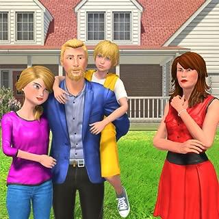 Virtual Family Step Mom Kids Home Adventure