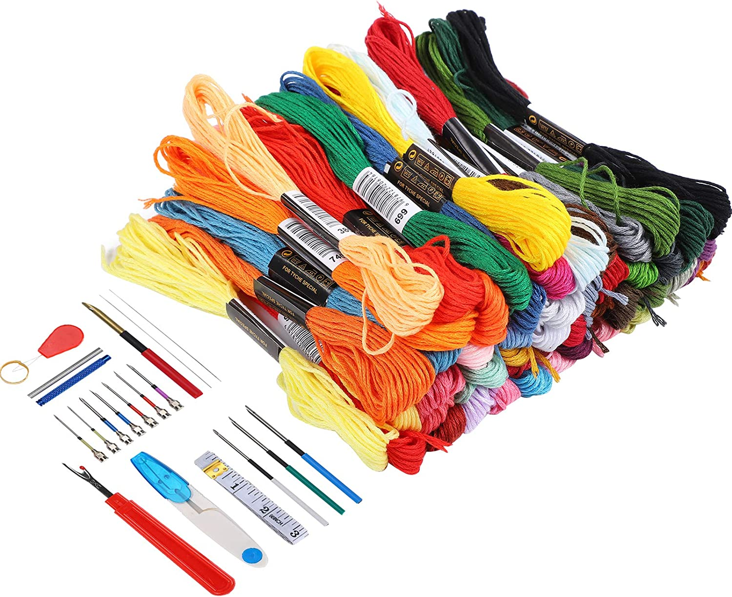 TOPINCN Punch Needle Kits Supplies Embroidery NEW w Tucson Mall Pen