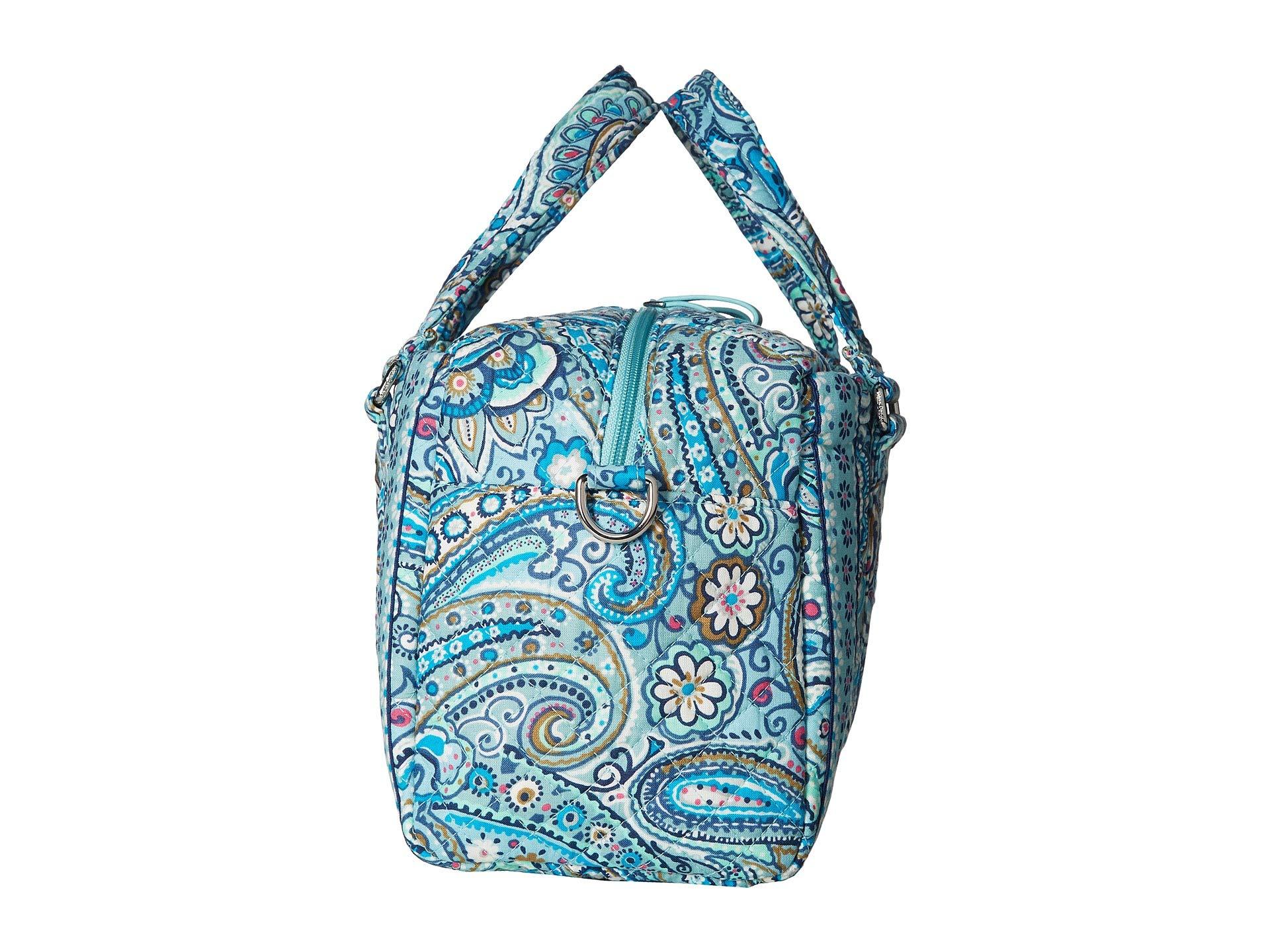 Vera 100 Iconic Handbag Bradley Dot Paisley Daisy r0avrWp6
