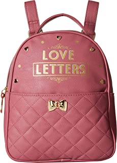Betsey Johnson Women's Backpack w/Pouch