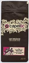 Café Capeltic Orgánico Molido 1LB (454gr) - Cultivado, cosechado y tostado en Chiapas, México