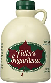 Fullers Sugarhouse, Syrup Maple, 32 Ounce