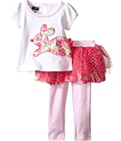 Mud Pie - Bunny Tutu Skirt Set (Infant)