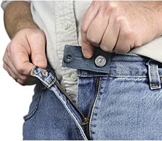Easy Fit Buttons for Jeans