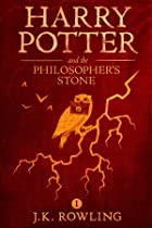 Cover image of Harry Potter and the Philosopher's Stone by J.K. Rowling