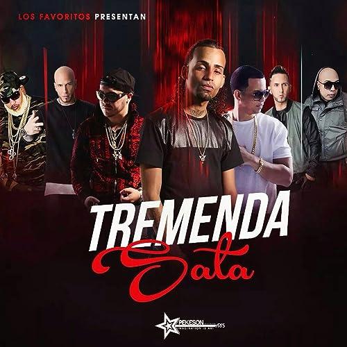 Amazon.com: Tremenda Sata Pt. 3 (Remix) [feat. Arcangel, J ...
