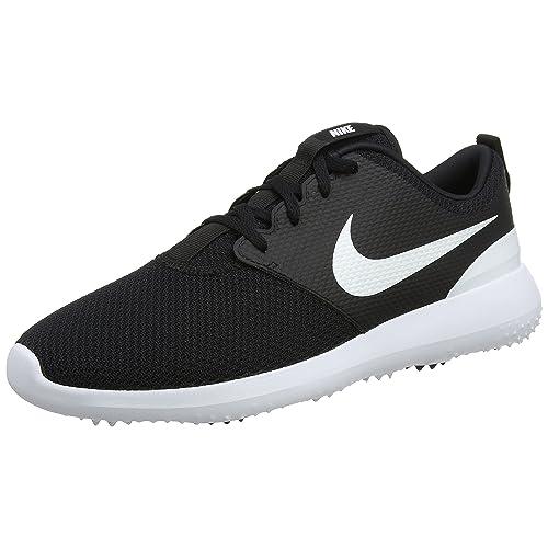 8a2c7c8d8e04 Nike Men s Roshe G Golf Shoes Black