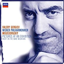 Mussorgsky: Pictures at an Exhibition etc