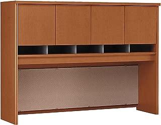 Bush Business Furniture Series C 60W Hutch in Auburn Maple