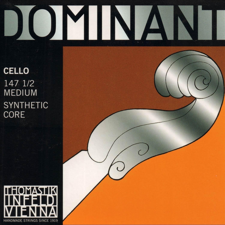 Thomastik Dominant 1 2 Cello Indianapolis Mall In stock Medium String Gauge Set