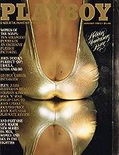 Playboy Magazine, January 1982 Single Issue Magazine – January, 1982