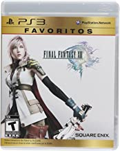 PlayStation 3 Final Fantasy XIII Favoritos - Spanish/English Edition