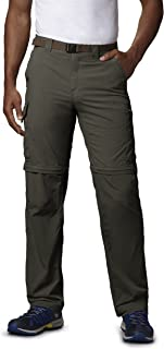 Columbia Men's Silver Ridge Convertible Pant, Breathable, UPF 50 Sun Protection
