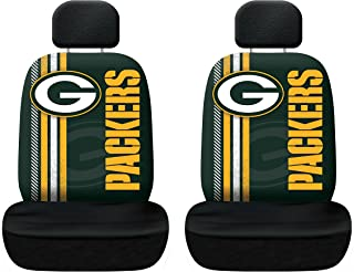 Fremont Die NFL Green Bay Packers Rally Seat Cover, One Size, Green