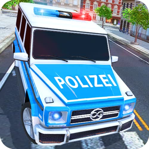 Offroad Police Car DE