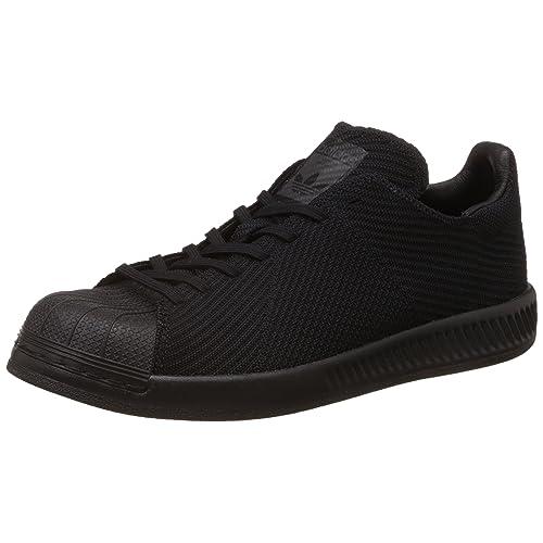 adidas superstar pure black
