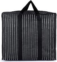 sanjis enterprises Multipurpose Large Big Toy Clothes Files Picnic Shopping Storage Organizer Grocery Vegetable Canvas Bag...