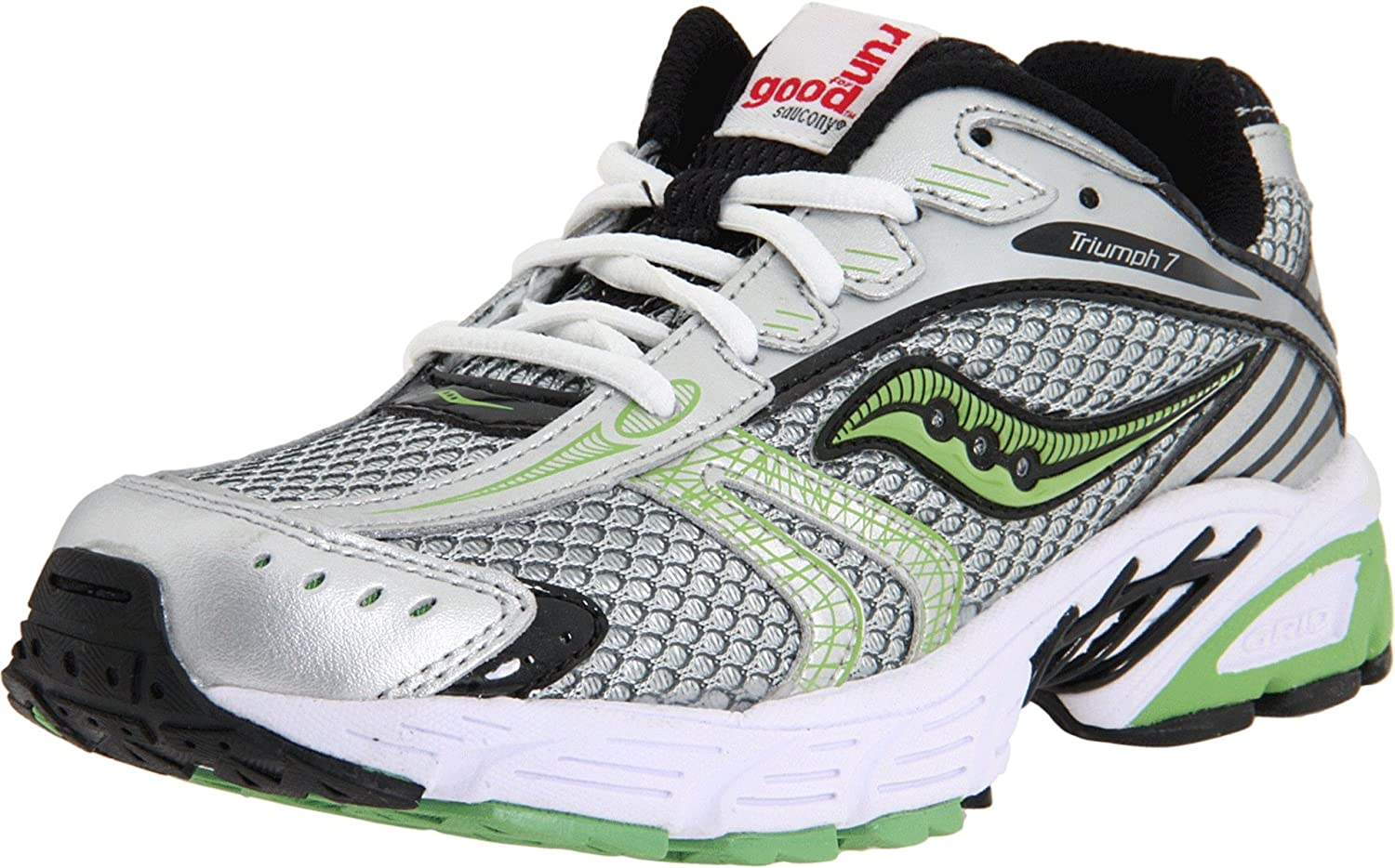 Saucony Triumph Selling 7 Run For Good TM Big Running Kid Shoe K Little Max 43% OFF