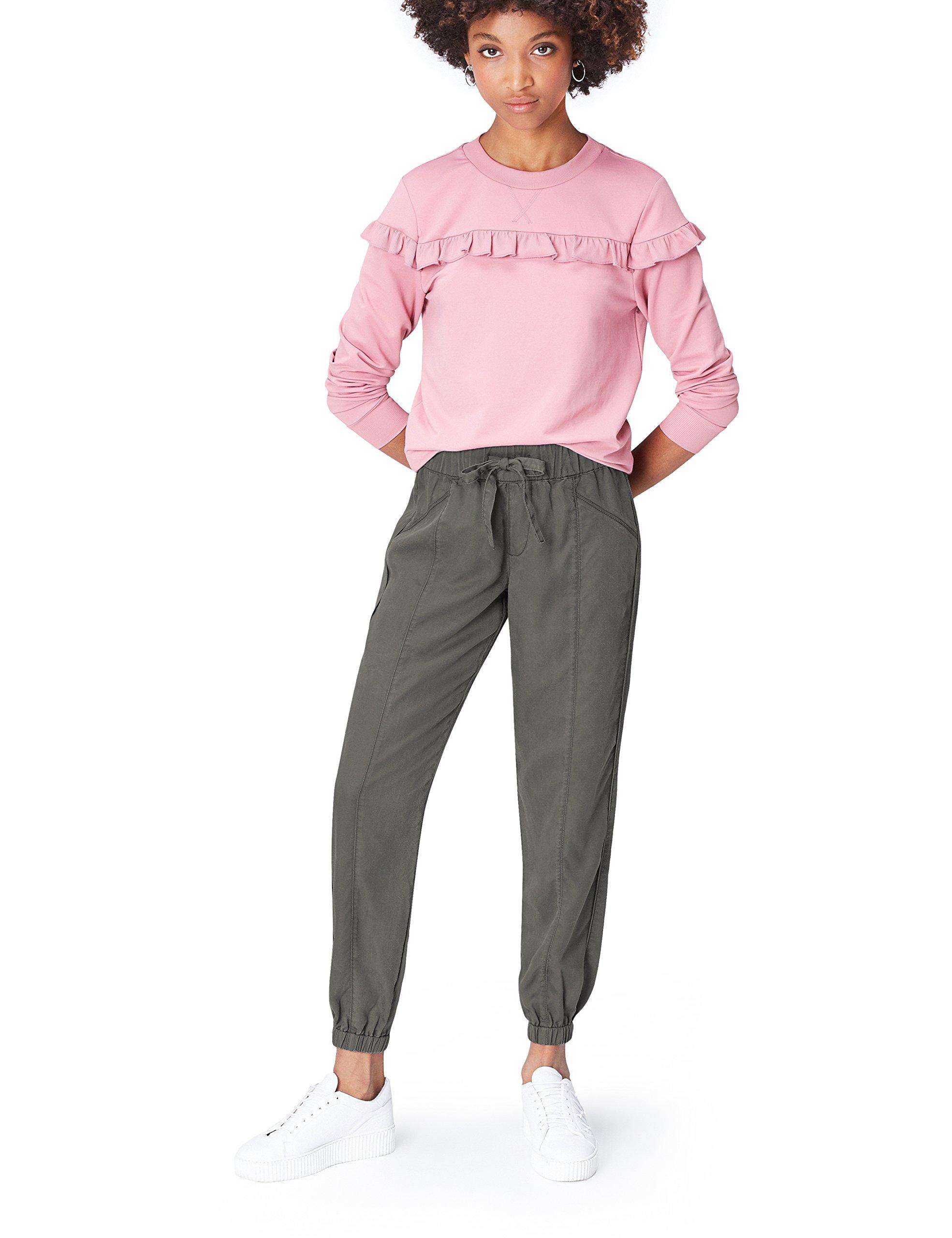Marque Amazon - find. Pantalon Femme