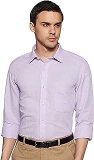 Arrow Men's Solid Regular fit Formal Shirt